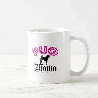 Pug Mama Coffee Mug