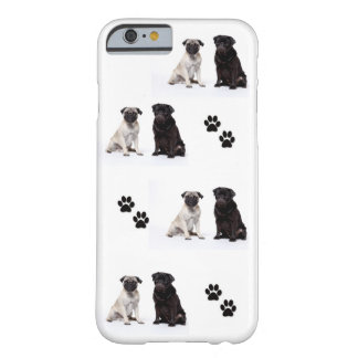 Pug Mania Barely There iPhone 6 Case