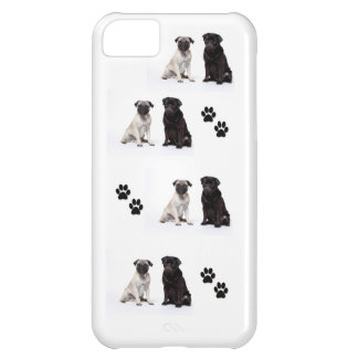 Pug Mania Cover For iPhone 5C