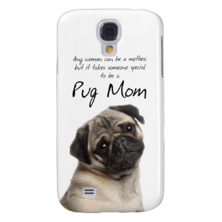 Pug Mom HTC Vivid Case