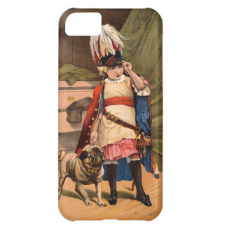 pug nashes cover for iPhone 5C