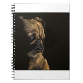 Pug Notebook