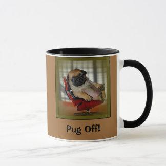 Pug Off! Mug