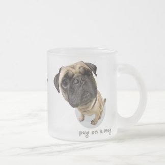 Pug On A Mug