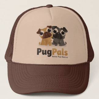 Pug Pals, Inc. Trucker Hat