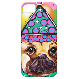 Pug Party Dog iPhone 5 Cover
