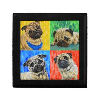 Pug Primary Gift Box