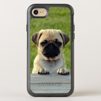 Pug Pup OtterBox Symmetry iPhone 8/7 Case