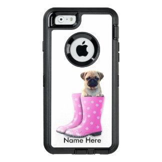 Pug Puppy OtterBox iPhone 6/6s Case