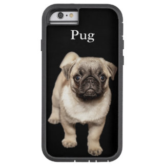 Pug Puppy Tough Xtreme iPhone 6 Case