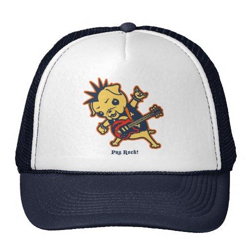 Pug Rock -color Hat
