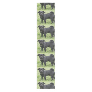 Pug Short Table Runner