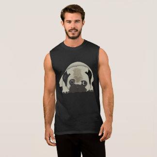 Pug Sleeveless Shirt