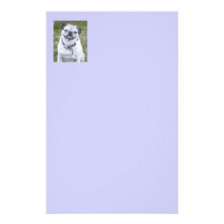 Pug Small Dog Stationery