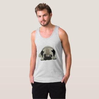 Pug Tank Top