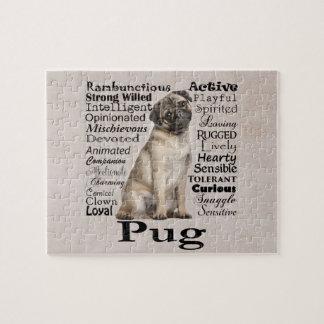 Pug Traits Puzzle