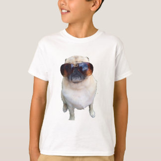 Pug with Sunglasses T-Shirt