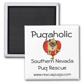 Pugaholic, Southern NevadaPug ... Magnet