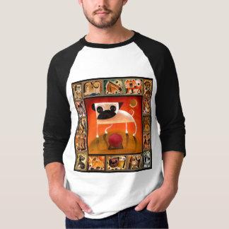 Pugcasso works - Pug 1 T-Shirt