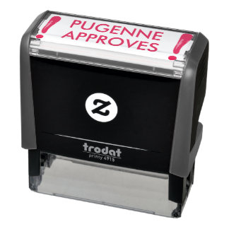 Pugenne Approves Stamp