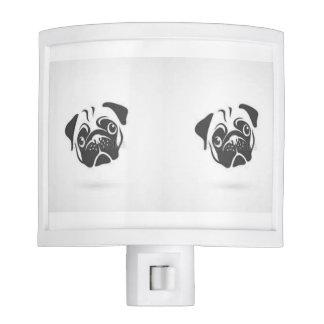 Pugenne Pug NightLight Night Light