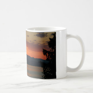 Puget Sound/Olympic Mountain Sunset Mug