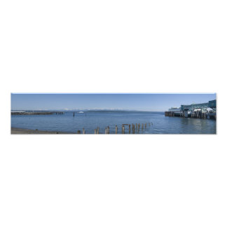 Puget Sound View Photo Print