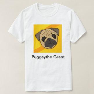 Puggeythe Great Pug Shirt Mens