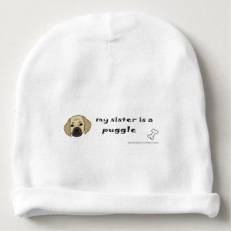 puggle baby beanie