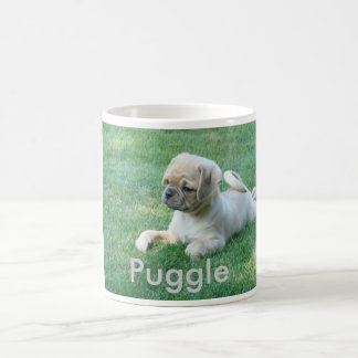 Puggle Coffee Cup