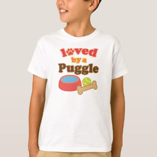 Puggle Dog Breed Gift T-Shirt