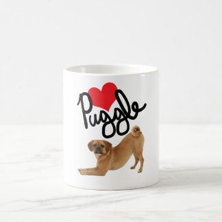 Puggle Love Mug by Mini Brothers
