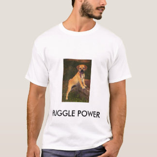 PUGGLE POWER T-Shirt