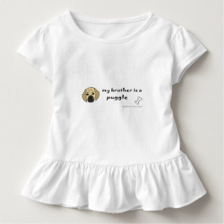 puggle toddler t-shirt