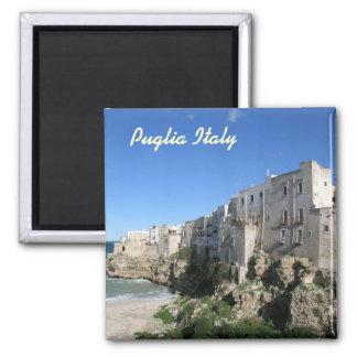 Puglia Italy magnet