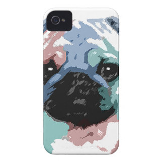 Pugly iPhone 4 Cover