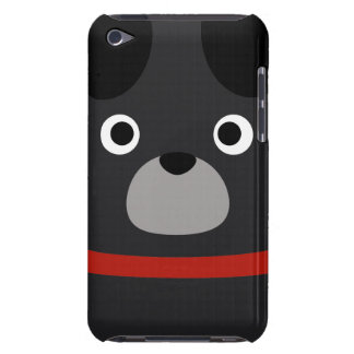 Pugly Pug iPod Case-Mate Case