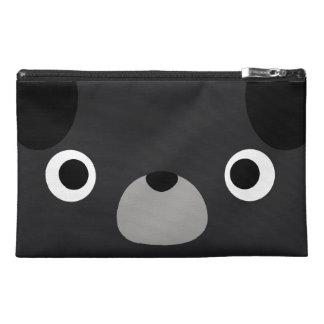 Pugly Pug Travel Accessory Bag