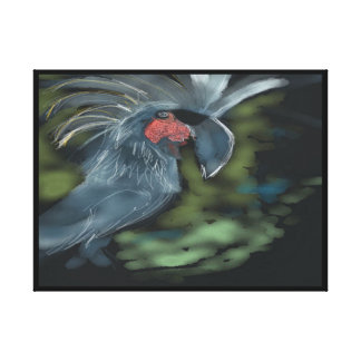 Pugo Canvas Print