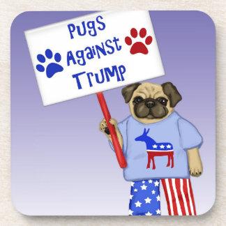 Pugs against Trump Coaster