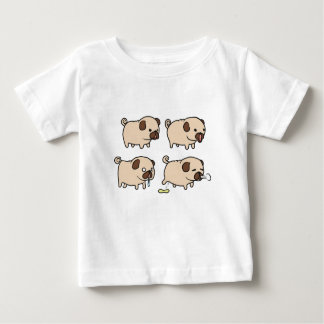 PUGS For Life! Baby T-Shirt