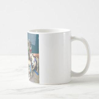 Pugs Galore Coffee Mug