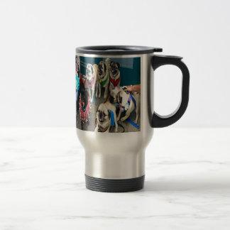 Pugs Galore Coffee Mugs