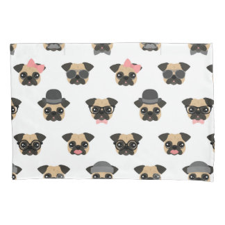 Pugs in Disguise Pillowcase