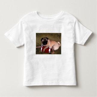 Pugs Love Football! Toddler T-shirt