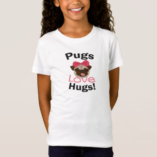 Pugs love hugs! T-Shirt