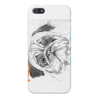 Pugs Not Drugs Cases For iPhone 5