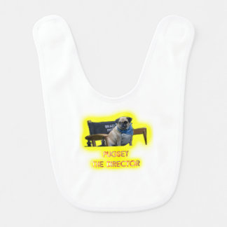 Pugsley The Director Bib