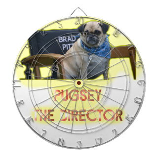 Pugsley The Director Dartboard