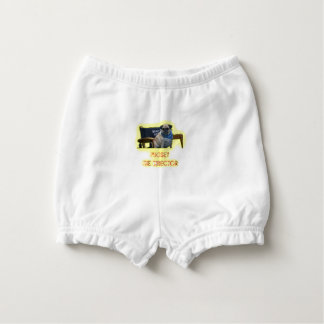 Pugsley The Director Diaper Cover